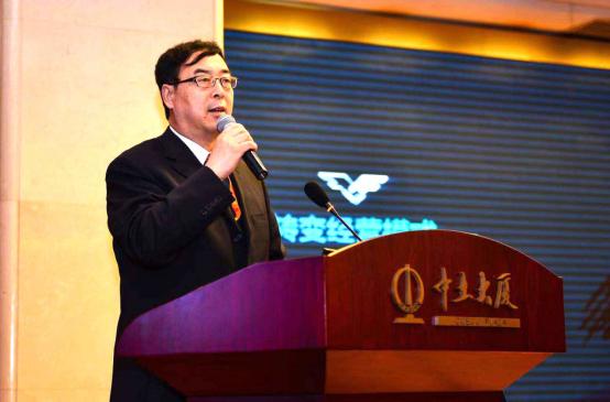 天津友发钢管集团副总裁  韩卫东